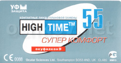 Контактные линзы Ocular Sciences High Time 55 Comfort