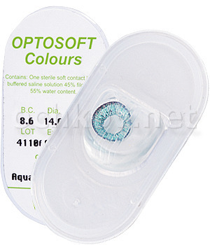 Контактные линзы Sauflon Optosoft Colors