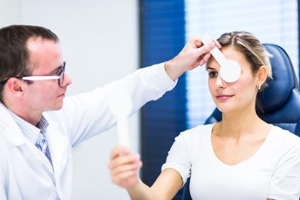 Лечение инородного тела глаза