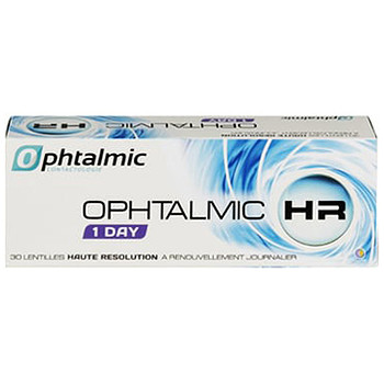 Контактные линзы Ophtalmic Ophtalmic HR 1 Day