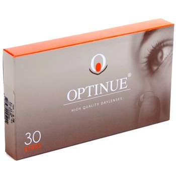 Контактные линзы Optinue Optinue 1-Day Hydrogel