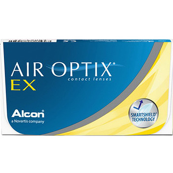 Контактные линзы Alcon Air Optix EX