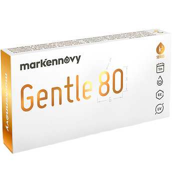 Контактные линзы Mark Ennovy Gentle 80 Multifocal Toric