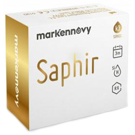 Контактные линзы Mark Ennovy Saphir Multifocal