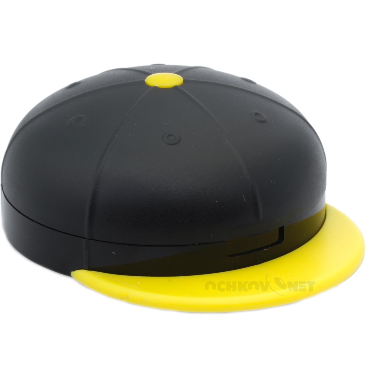 Набор 3 пр. А-8115 Бейсболка желто-черный