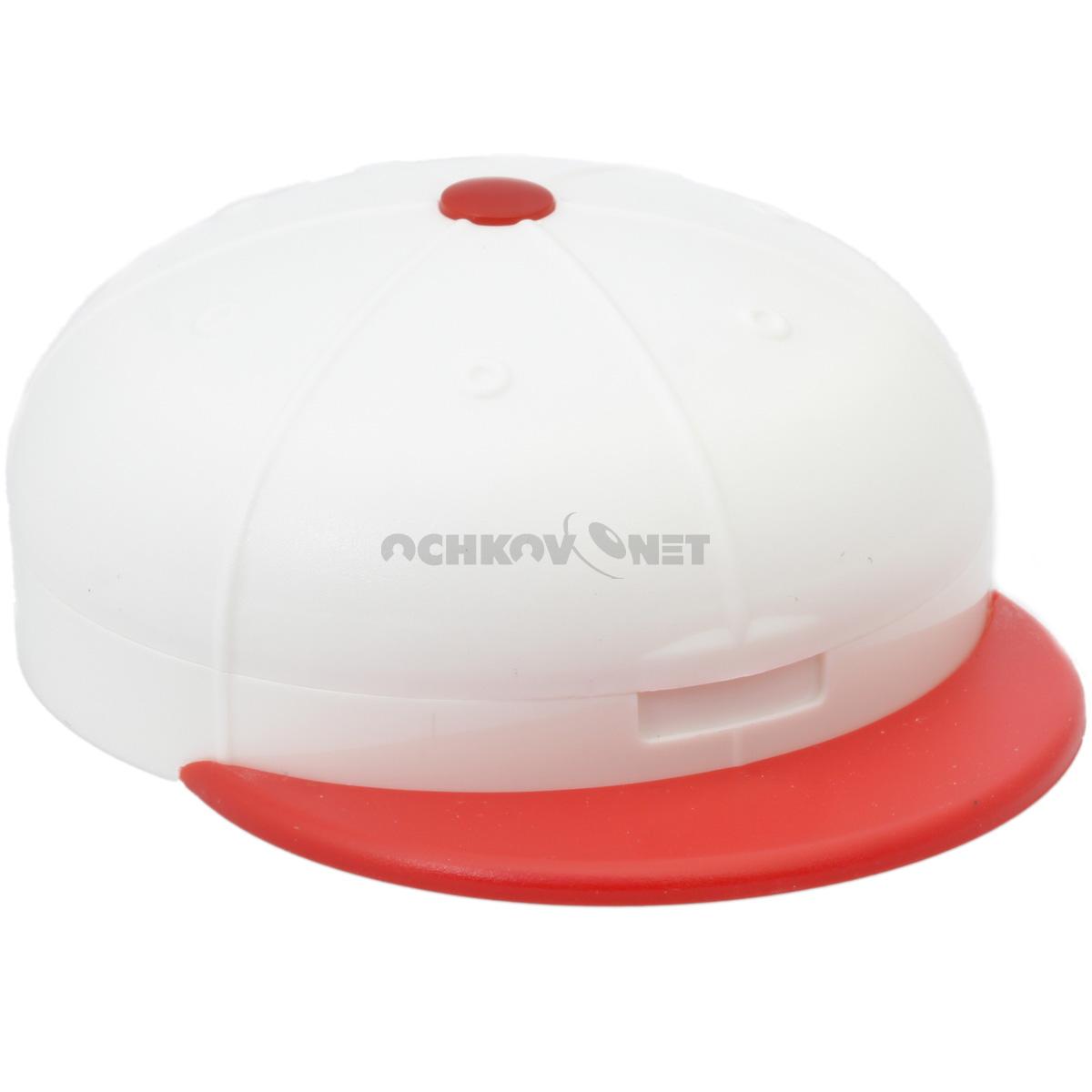 Набор 3 пр. А-8115 Бейсболка красно-белый