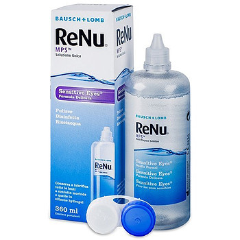 Растворы Bausch + Lomb Renu MPS Sensitive Eyes