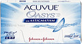 Купить Acuvue Oasys for Astigmatism with Hydraclear Plus 6 линз