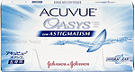 Отзыв на Acuvue Oasys for Astigmatism with Hydraclear Plus