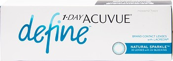 Контактные линзы Johnson & Johnson 1-Day Acuvue Define