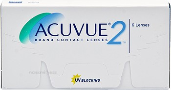 Контактные линзы Johnson & Johnson Acuvue 2