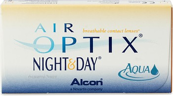 Контактные линзы Alcon Air Optix Night & Day Aqua