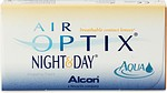 Отзыв на Air Optix Night & Day Aqua