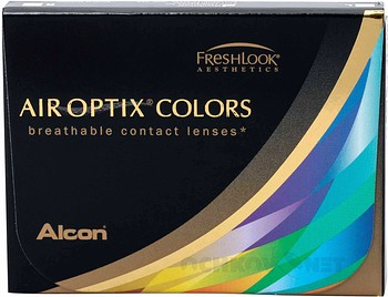 Контактные линзы Alcon Air Optix Colors