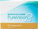 Отзыв на PureVision 2 HD for Astigmatism