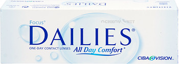 Контактные линзы Alcon Focus Dailies All Day Comfort