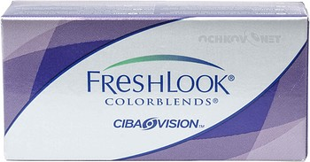 Контактные линзы Alcon FreshLook ColorBlends