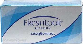 Контактные линзы Alcon FreshLook Colors