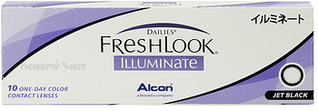 Контактные линзы Alcon FreshLook One Day Illuminate