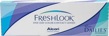 Контактные линзы Alcon FreshLook One Day