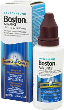 Растворы Bausch + Lomb Boston Advance