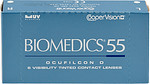 Отзыв 20 на Biomedics 55 UV