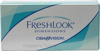Контактные линзы FreshLook Dimensions 2 линзы без упаковки купить недорого в интернет-магазине «Ochkov.net» | Контактные линзы доставка Москва