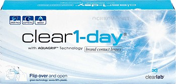 Контактные линзы Clearlab Clear 1-Day