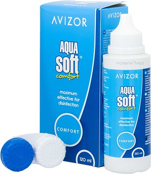 Растворы Avizor International Avizor Aqua Soft Comfort