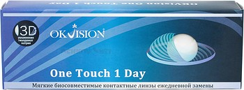 Контактные линзы OKVision One Touch 1 Day