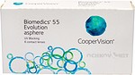 Отзыв на Biomedics 55 Evolution UV