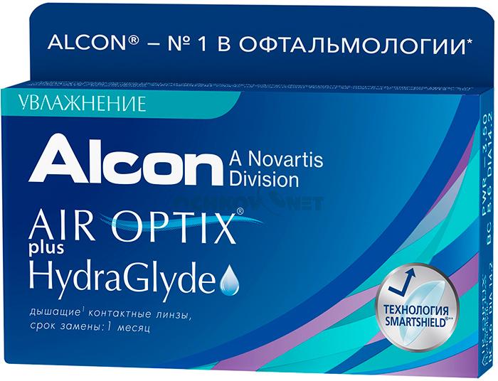 Контактные линзы alcon air optix отзывы