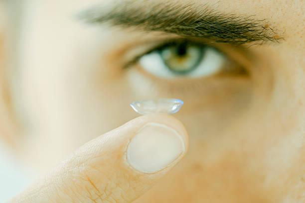 Плюсовые контактные линзы
