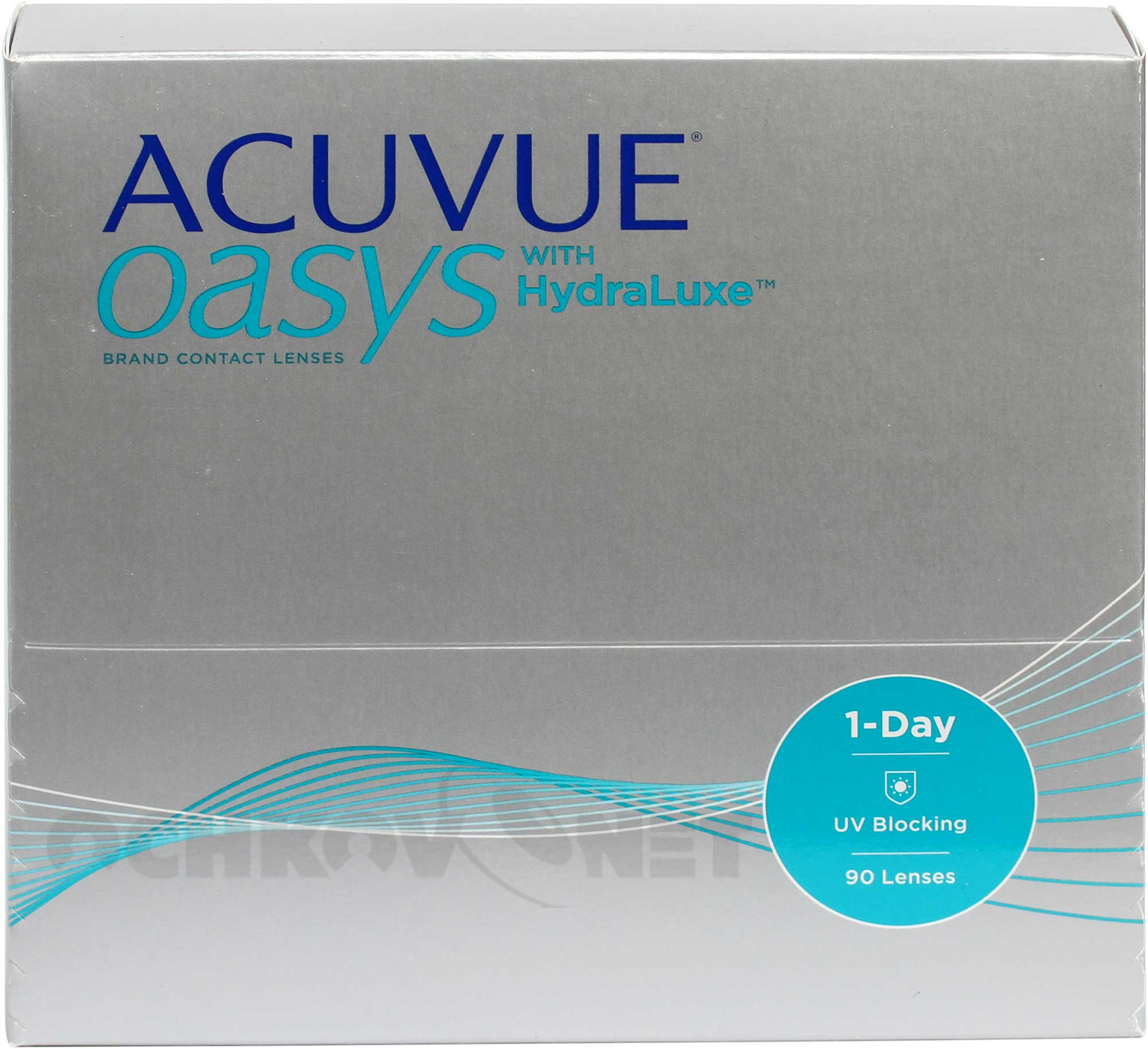 Контактные линзы ACUVUE OASYS 1-Day with