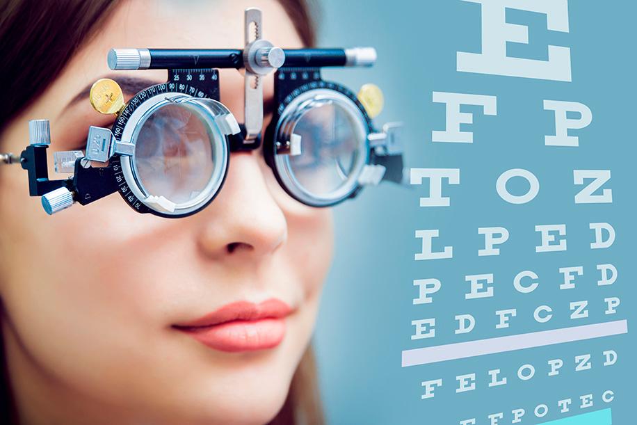 Діагностика зору та підбір окулярів 2
