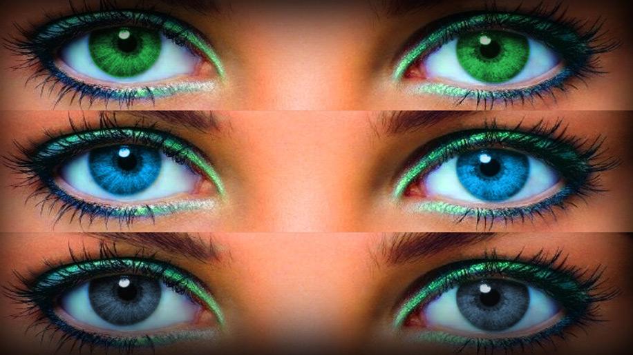 Как изменить цвет радужной оболочки без контактных линз?