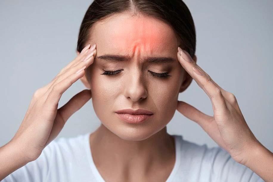 Мигрень в области глаза
