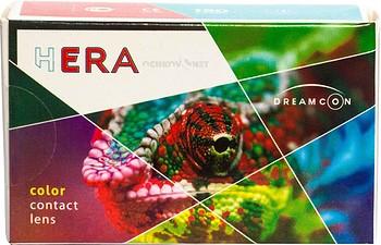 Контактные линзы Hera Classic 2 линзы купить в Москве недорого