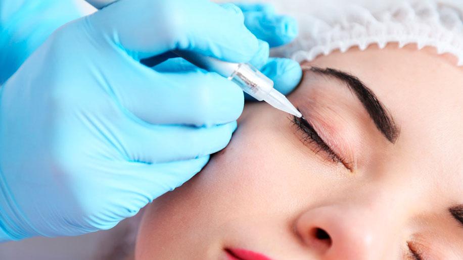 Перманентный макияж век делать или нет