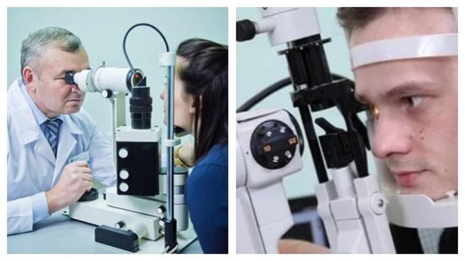 Диагностики зрительного нерва, а также различных исследований
