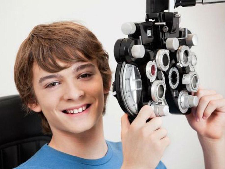Скиаскопия представляет собой один из точных методов диагностики