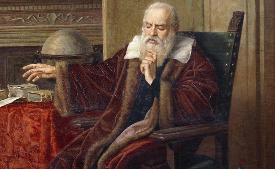 Известный итальянец Галилео Галилей