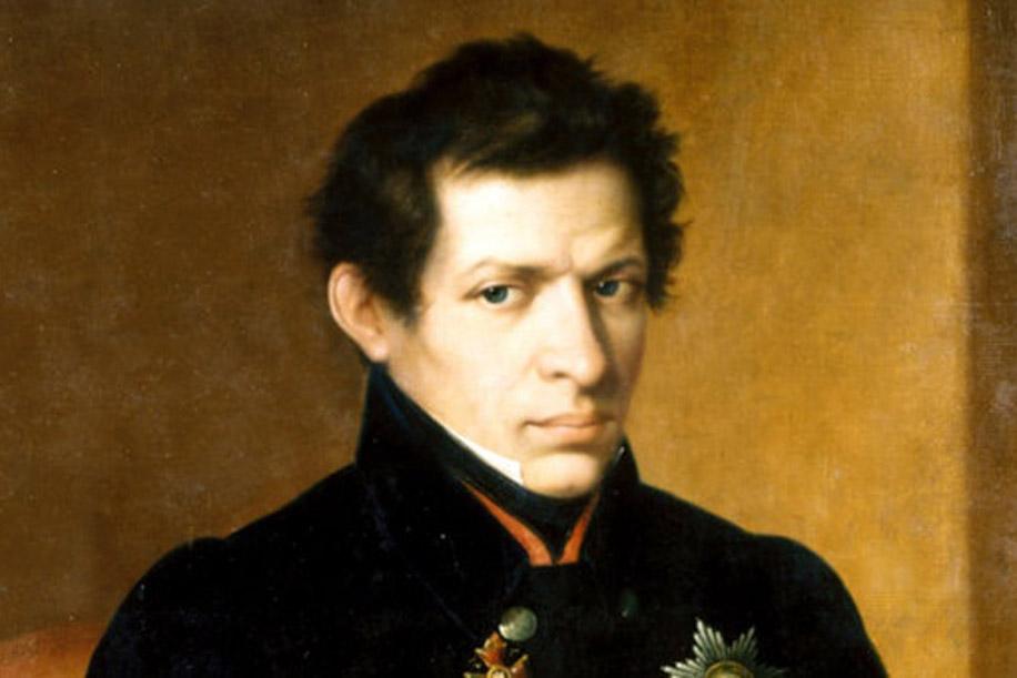Николай Иванович Лобачевский известен как великий русский мыслитель и математик