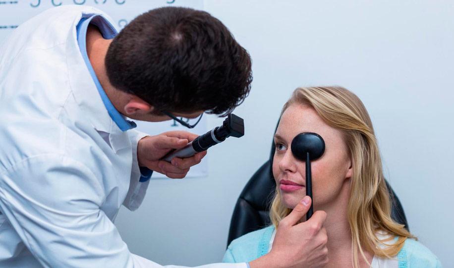 Симптомы ожога лазером глаз