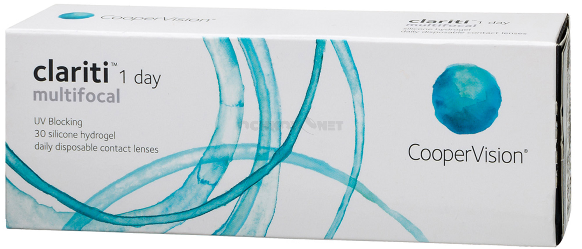 Контактные линзы Clariti 1 day Multifocal