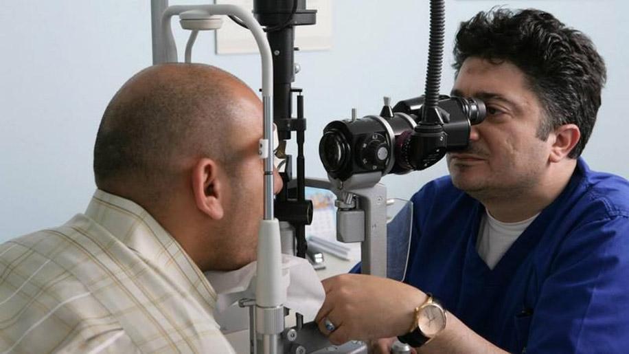 Эффективное средство от ожога глаз