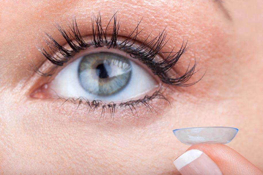 Воспаление сосудов глаза