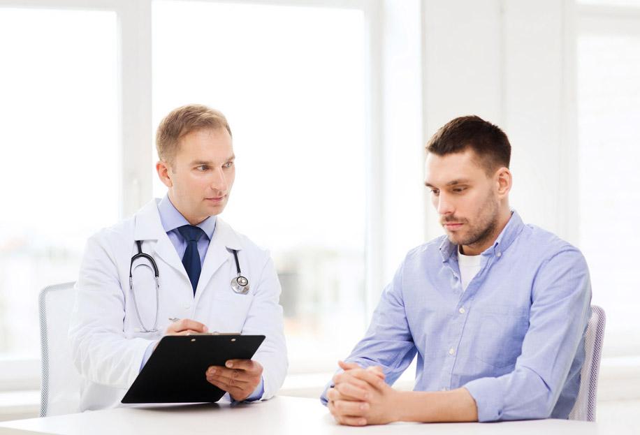 болезнь чаще развивается у мужчин