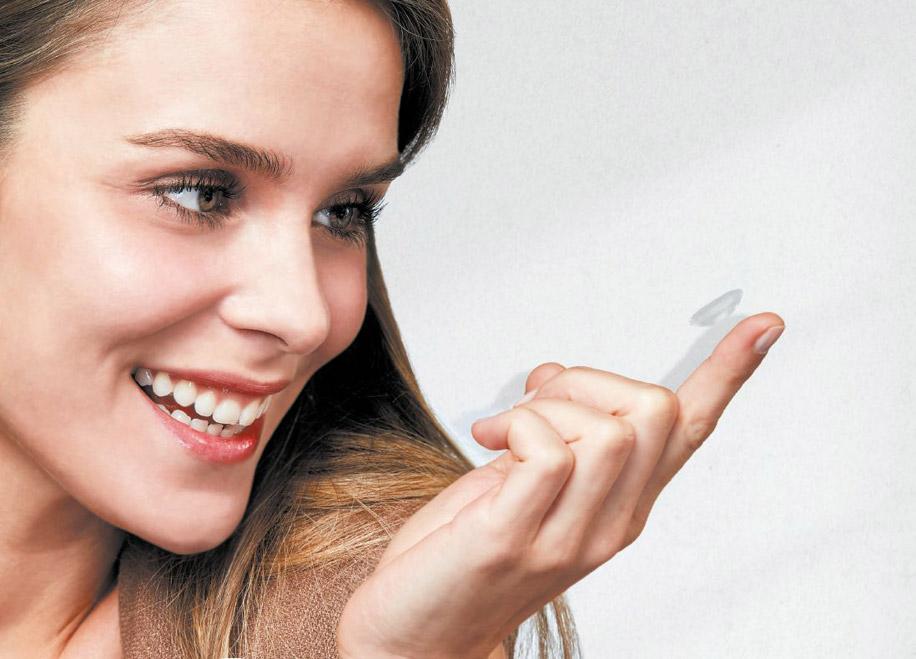 Новейшие технологии в контактных линзах