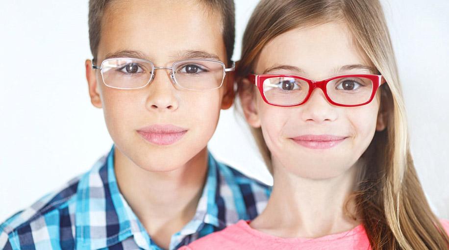 очки с «минусовыми» диоптриями